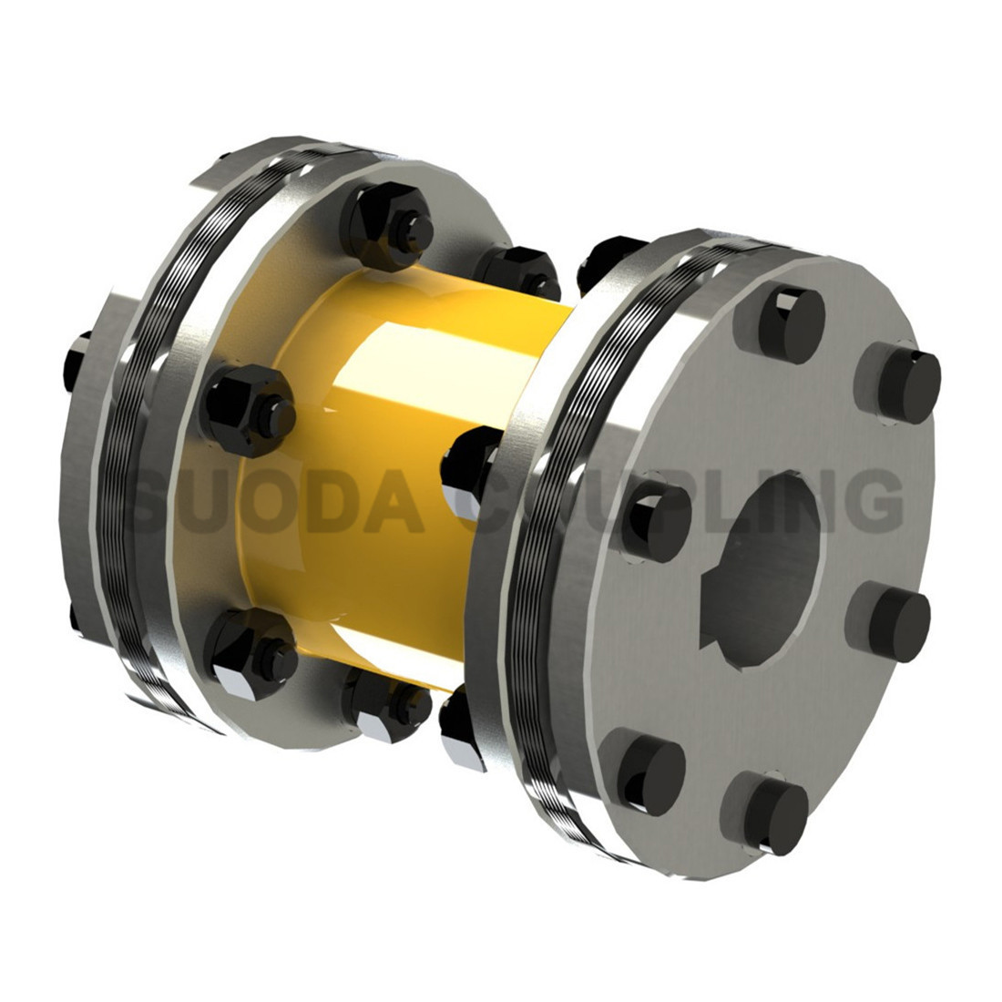 Close Coupled Disc Coupling - DXT Type